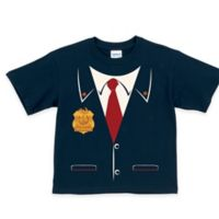 Odd Squad Agent T-Shirt in Navy Blue