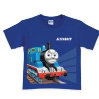 Thomas & Friends Size 2T Tracks T-Shirt in Royal Blue