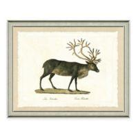The Framed Giclée Elk Print Wall Art