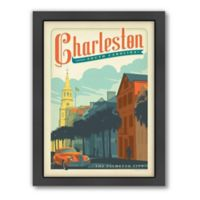 Art & Soul of America™ Charleston Framed Wall Art by Anderson Design Group