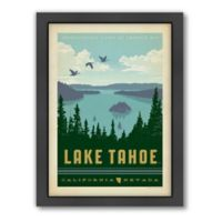 Art & Soul of America™ Lake Tahoe Framed Wall Art by Anderson Design Group