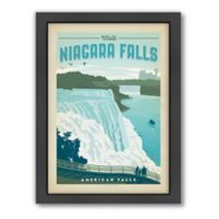 Art & Soul of America™ Niagara Falls Framed Wall Art by Anderson Design Group