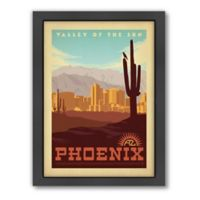 Art & Soul of America™ Phoenix Framed Wall Art by Anderson Design Group