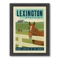 Art & Soul of America™ Lexington, KY Framed Wall Art by Anderson Design Group