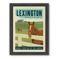 Art & Soul of America™ Lexington, KY Framed Wall Art by Anderson Design Group