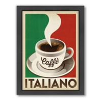 Café Italiano Framed Wall Art by Anderson Design Group