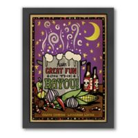 """""""Fun on the Bayou"""" Framed Wall Art by Anderson Design Group"""