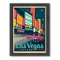 Art & Soul of America™ Las Vegas, Modern Framed Wall Art by Anderson Design Group