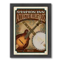 Art & Soul of America™ Nashville, Station Inn Framed Wall Art by Anderson Design Group