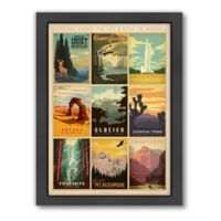 National Parks: Multi-Print Framed Wall Art by Anderson Design Group
