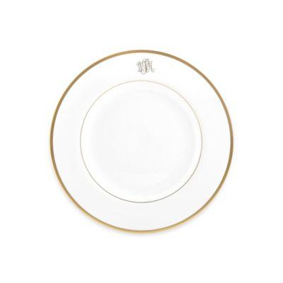 Pickard® Signature Gold Rim Salad Plate  sc 1 st  Bed Bath \u0026 Beyond & Buy Gold Rimmed Plates from Bed Bath \u0026 Beyond