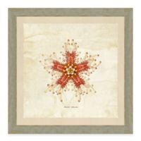 Framed Giclée Coral Starfish Print Wall Art