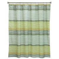 Buy Yellow And Grey Shower Curtains