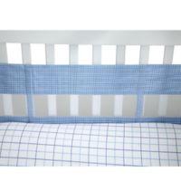 Nautica Kids® William Secure-Me Mesh Crib Liner