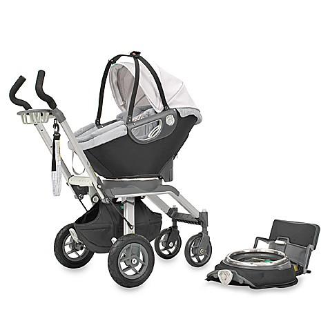 orbit black infant stroller car seat system bed bath beyond. Black Bedroom Furniture Sets. Home Design Ideas
