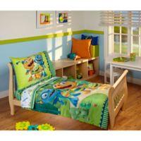 Disney® Henry Hugglemonster 4-Piece Toddler Bedding Set