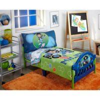 Disney® Miles from Tomorrowland 4-Piece Toddler Bedding Set