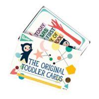 Milestone™ Toddler Cards