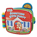"Fisher-Price® ""Counting With Puppy"" Book"