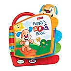 Fisher-Price® Laugh & Learn™ Puppy's ABC Book