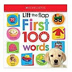 "Scholastic ""Lift the Flap: First 100 Words"" Board Book"