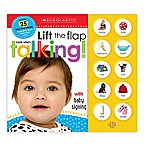 Scholastic  Lift the Flap: Look Who's Talking!  Board Book