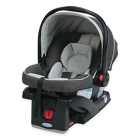 graco snugride click connect 30 lx infant car seat in glacier buybuy baby. Black Bedroom Furniture Sets. Home Design Ideas