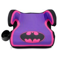 KidsEmbrace DC Comics Batgirl Backless Booster Car Seat