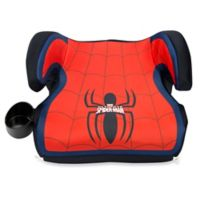 KidsEmbrace® Fun-Ride Spider-Man Backless Booster Car Seat