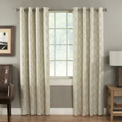 Buy 84-Inch Curtain Grommet Panels from Bed Bath & Beyond