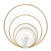 Pickard® Signature Gold 5-Piece Place Setting with Margaret Cup