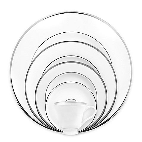 image of Pickard® Signature Platinum Dinnerware Collection
