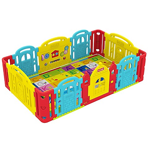 Dwinguler Large Kid S Castle Playpen Buybuy Baby