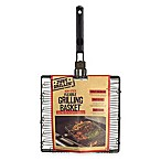 Just Grillin' Nonstick Flexible/Expandable Grilling Basket