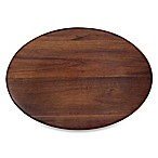 Phocacia Oval Tray in Brown