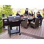 Louisiana Grills 900 Wood Pellet Grill/Smoker in Black
