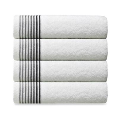 Buy White Decorative Bath Towels from Bed Bath Beyond