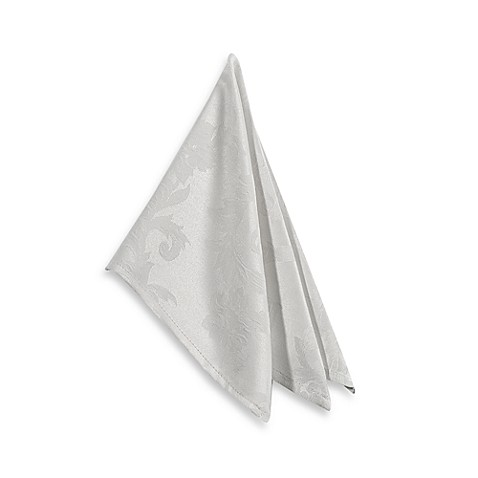 Grand Napkin in White