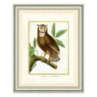 Bird on a Branch I Framed Art Print