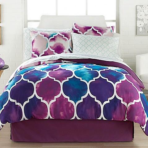 Emmi 6 8 Piece Comforter Set Bed Bath Amp Beyond