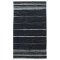 Structure 2-Foot 3-Inch x 3-Foot 9-Inch Scatter Rug in Navy