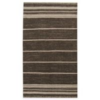 Structure 2-Foot 3-Inch x 3-Foot 9-Inch Scatter Rug in Black