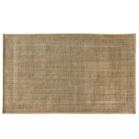Bacova Woven Natural 2-Foot 4-Inch x 3-Foot 10-Inch Accent Rug in Brown