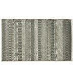 Bacova Woven Natural 2-Foot 4-Inch x 3-Foot 10-Inch Accent Rug in Grey