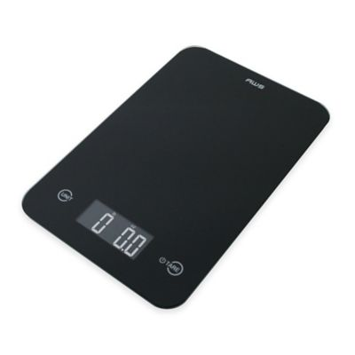 American Weigh Scales ONYX Slim Kitchen Scale