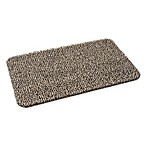 18-Inch x 30-Inch Medium Flair Earth Door Mat in Taupe