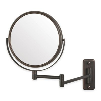 Wall Mount Makeup Mirror buy wall mount mirrors from bed bath & beyond