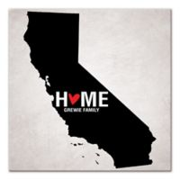 Pied Piper Creative California State Pride Canvas Wall Art