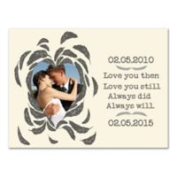 Love You Then and Always Canvas Wall Art