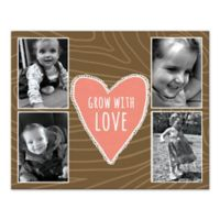 Growing Love Canvas Wall Art